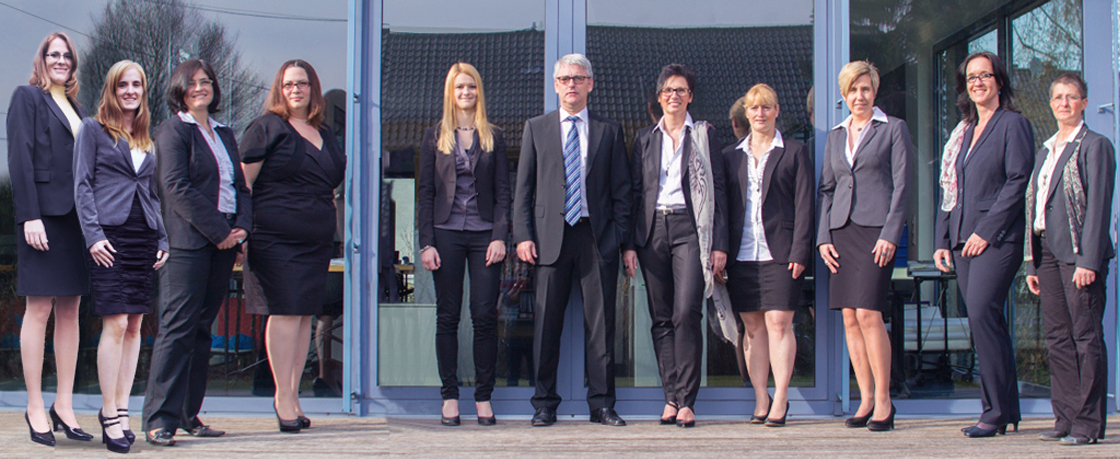 (Deutsch) Winfried Bungert Executive Search Team